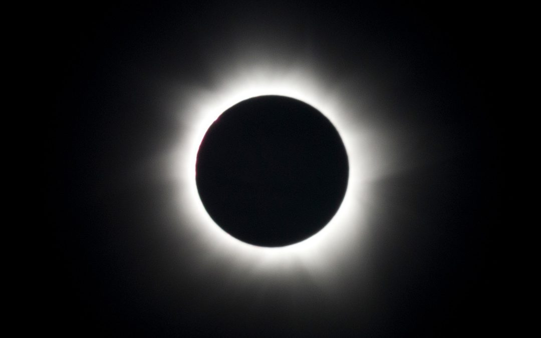 2017 Total Solar Eclipse Coming August 21!