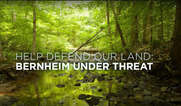 Bernheim Under Threat